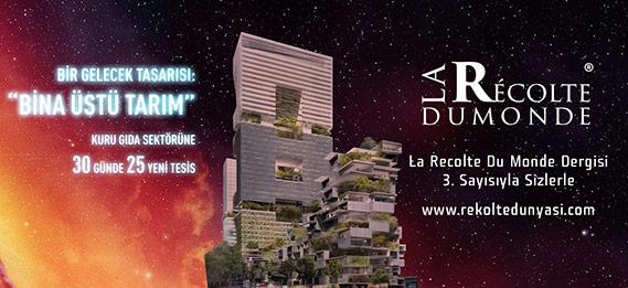 La Recolte Du Monde'un 3. Sayısı Çıktı!