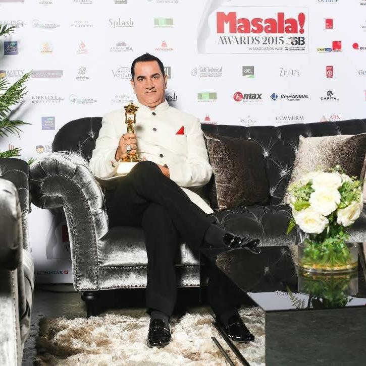 Harish Tahiliani'ye MASALA! Gibi Ödül