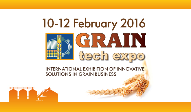 GRAİN TECH EXPO 2016 YOLDA