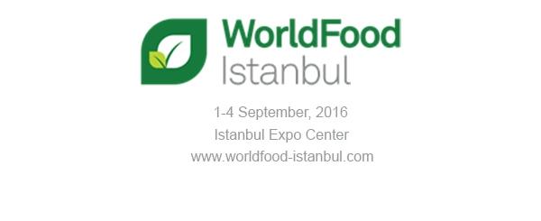 WORLDFOOD İSTANBUL 2016 BAŞLADI