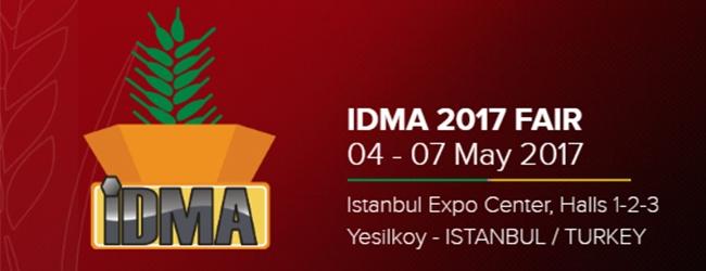 Yatırımcılar 4-7 Mayıs'ta İDMA'da buluşuyor