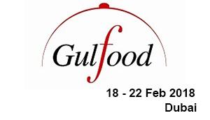 GULFOOD DUBAI 2018 GIDA FUARI YOLDA
