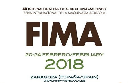 Fima Agricola 2018 Yolda