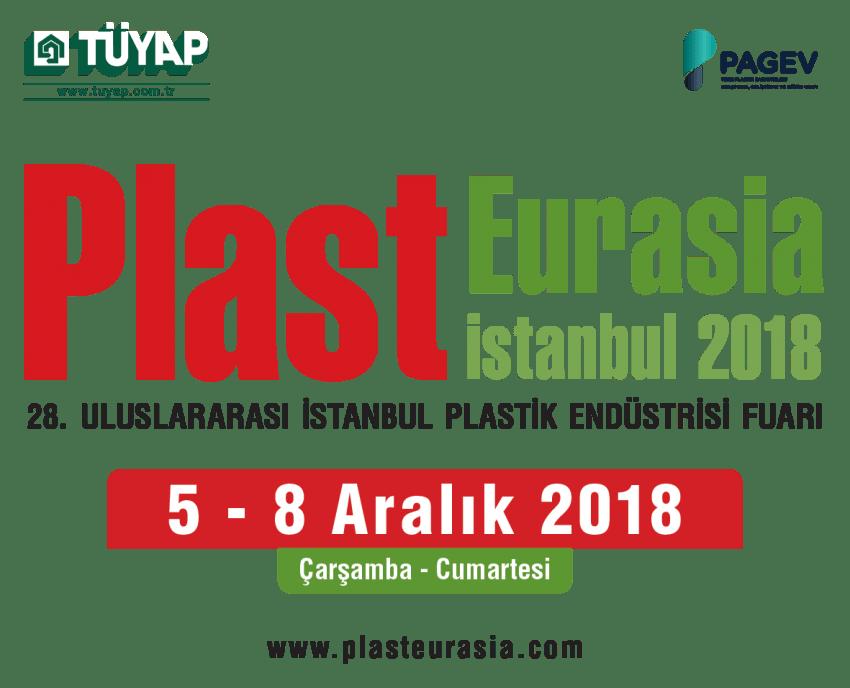 Plast Eurasia İstanbul 2018 Yolda