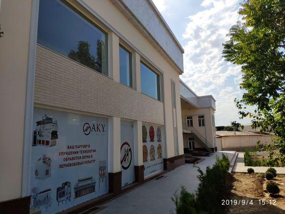 AKY Technology Özbekistan'da Ofis Açtı