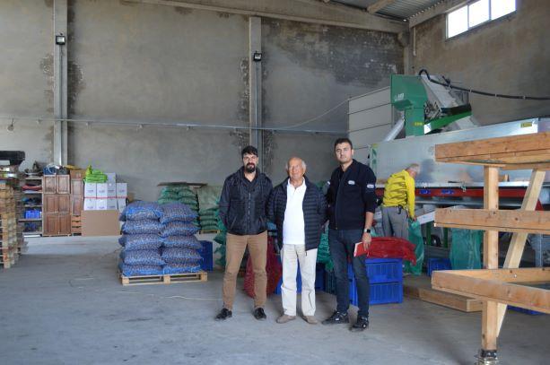 """Özgür, """"Edirne'de Ceviz Üretimi Yükseliyor"""""""