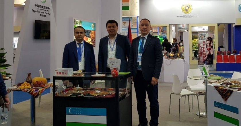 """Özbekistan'ın Önemli Markası """"Global Export Company"""""""