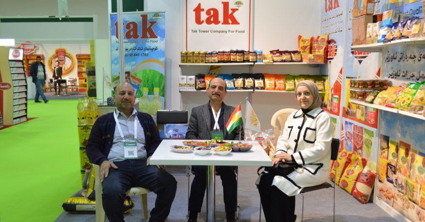 """Erbil Kuru Gıda Piyasasından Bir Firma """"TAK TOWER"""""""