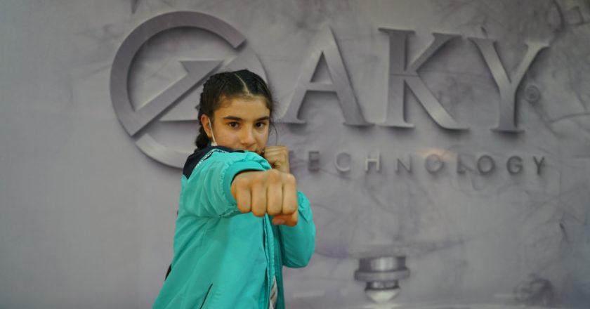 AKY Technology Genç Sporcuları Destekliyor!