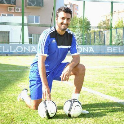 Sinan Kaloğlu Almanya'da Futbol Akademisi Kurdu